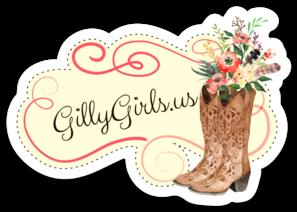 Flower Boots Sticker