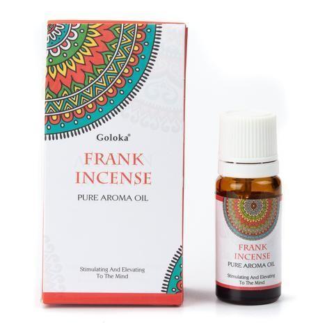 Olio Aromatico di Frankincense - contenuto 10 ml