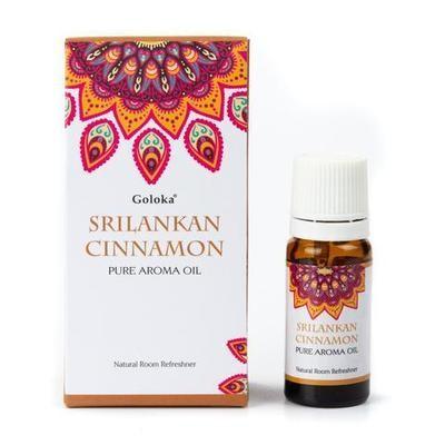 Olio Aromatico alla Cannella - contenuto 10 ml