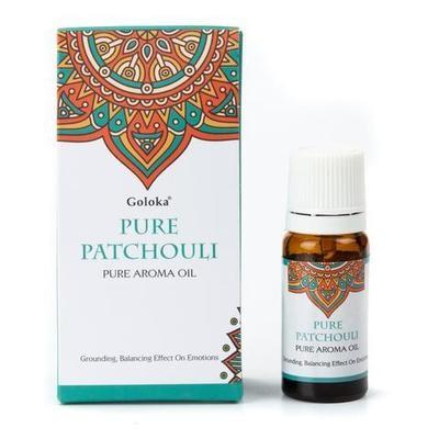Olio Aromatico di Patchouli - contenuto 10 ml
