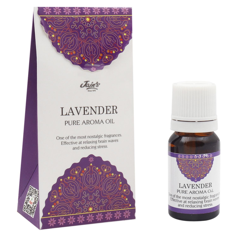 Olio Aromatico di Lavanda - contenuto 10 ml