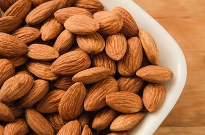 Almonds Californian Jumbo (Sinora)