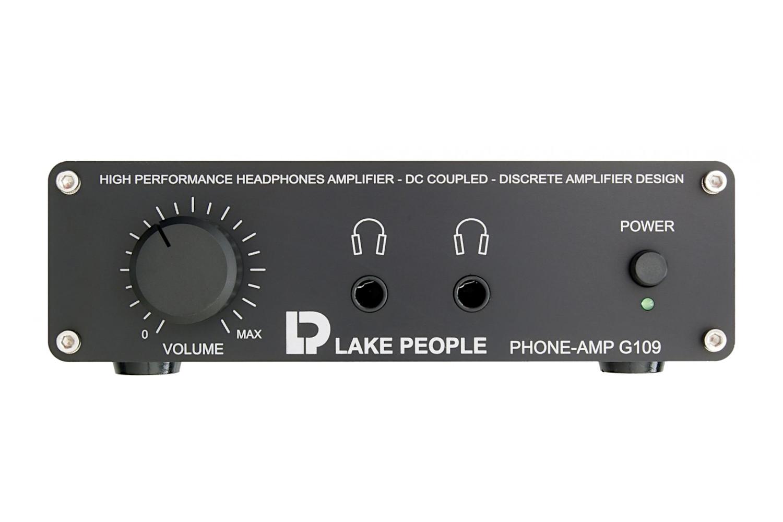 Lake People G109 P Headphone Amplifier