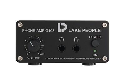 Lake People G103 S Headphone Amplifier