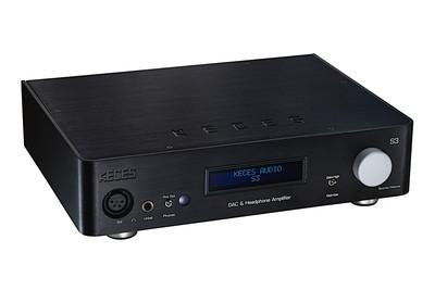 Keces S3 DAC Headphone Amplifier & Preamplifier