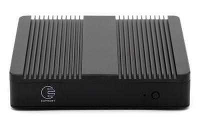 Euphony PTS Music Server Black