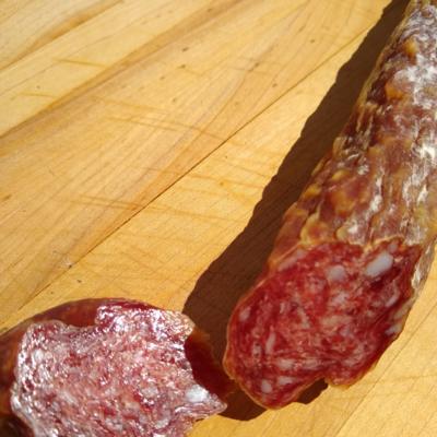Dry Natural Salami