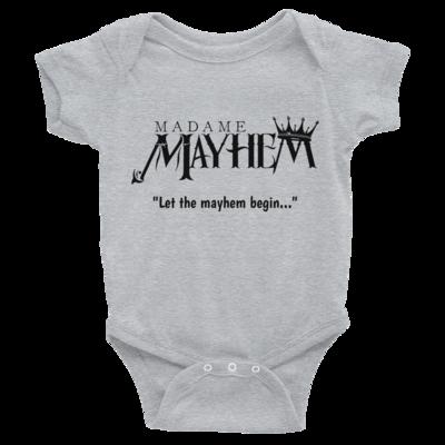 Infant Mayhem Onesie