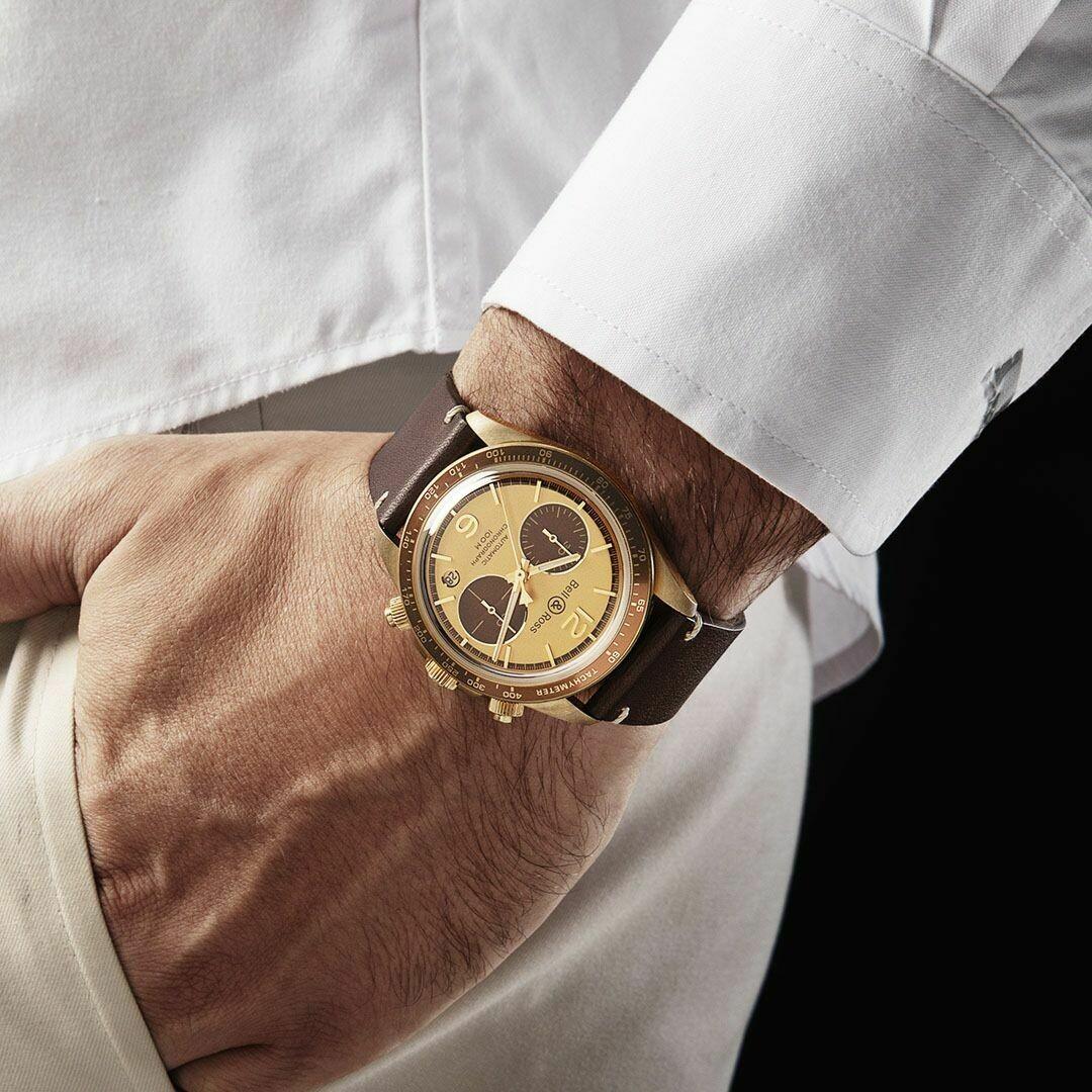 "Часы Bell & Ross Bellytanker ""El Mirage"" Chronograph Special Edition"