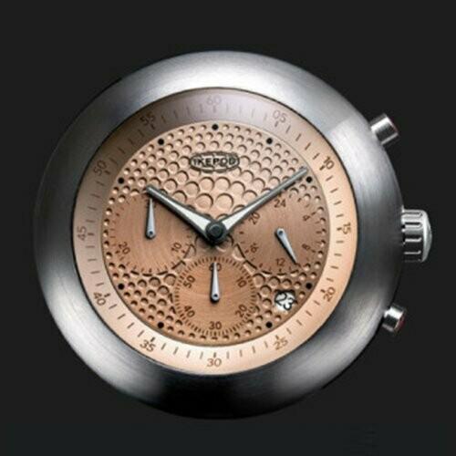 Часы Ikepod Chronopod GOLD DOTS 003