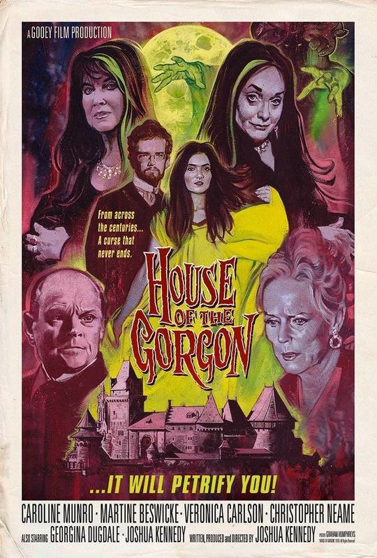 House of the Gorgon – Indiegogo Edition (DVD)