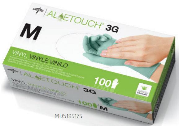 AloeTouch 3G Non-Latex Gloves