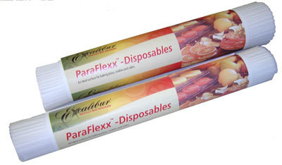 Excalibur ParaFlexx Disposable Drying Sheets