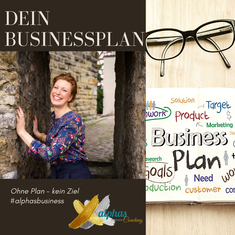 Business-Plan ONLINE für alphamädels & alphakerle ©