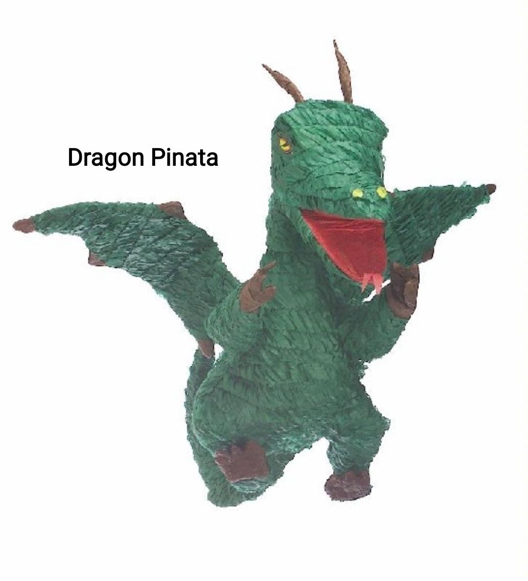 Dragon Pinata 2 pack