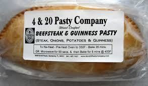 4 & 20 Steak & Ale Pasty 7oz