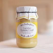 Mrs Darlington's Legendary Lemon Curd 320g