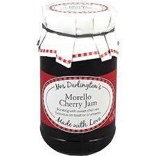 Mrs Darlington's Morello Cherry Jam