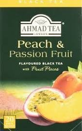 Ahmad Tea Peach & Passionfruit 20's