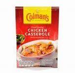 Colman's Chicken Casserole Mix 40g