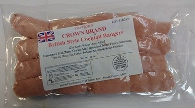 Crown Cocktail Bangers 1lb