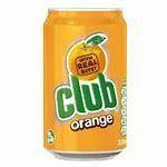 Club Orange Soda