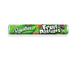 Fruit Pastilles 52.5g