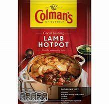 Colman's Lamb HotPot Mix 41g