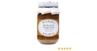 Mrs. Darlington's Rhubarb & Ginger Jam 12oz