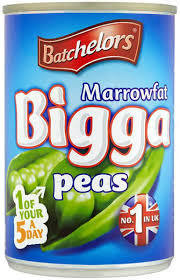 Batchelors Marrowfat BIGGA Peas 300g