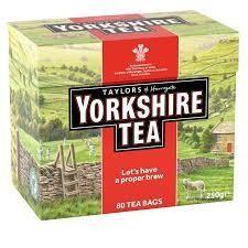 Yorkshire Tea 80's