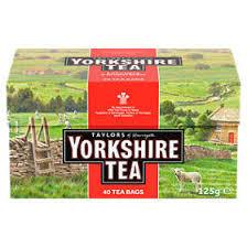 Yorkshire Red Tea 40