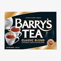 Barrys Tea 80's