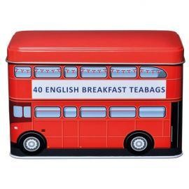 Keep Calm Bus Tea Bag Tin 40s