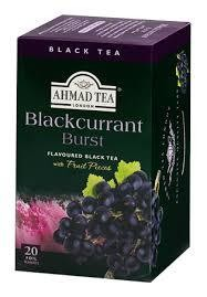 Ahmad Tea Blackcurrant Burst 20's