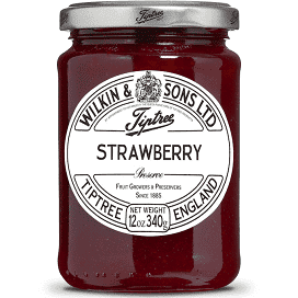 Wilkin & Sons Tiptree Strawberry Jam 340g