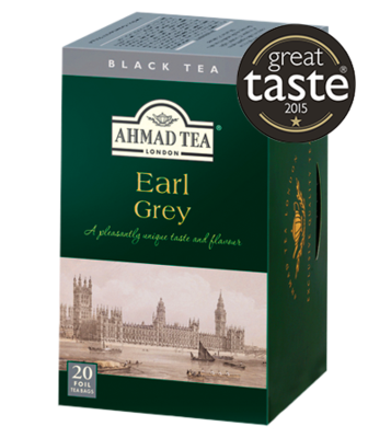 Ahmad Tea Earl Grey 20's