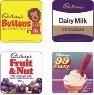 Cadbury's Coaster Set