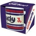 Cadbury's Curly 3p Mug