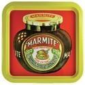 Metal Serving Tray Marmite