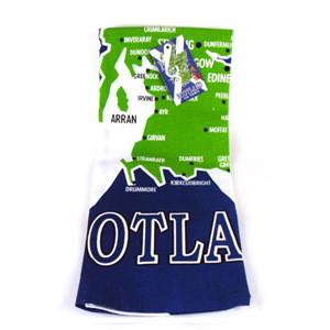 Tea Towel Scotland