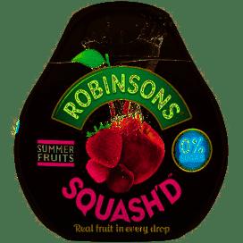 Robinson's Squash'd Summer Fruits 66ml