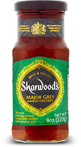 Sharwood's Major Grey Chutney 354g