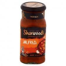 Sharwood's Jalfrezi