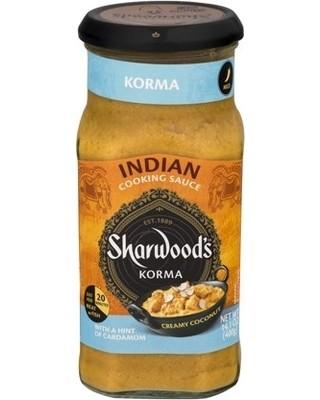 Sharwood's Korma Cooking Sauce 400g