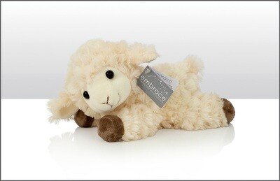 Sheep Soft Toy Laying Down