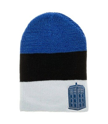 Dr Who Official Slouchie Beanie