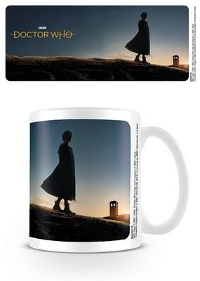 Dr Who Official New Dawn Mug