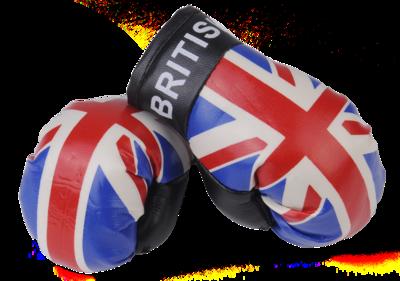 Mini Boxing Gloves British