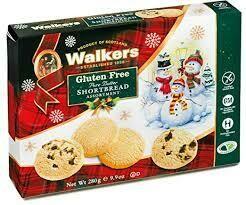 Walkers Assorted Shortbread Gluten Free 9.9oz